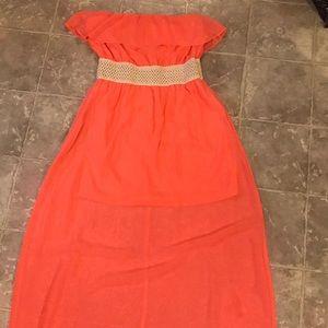 Corral maxi dress
